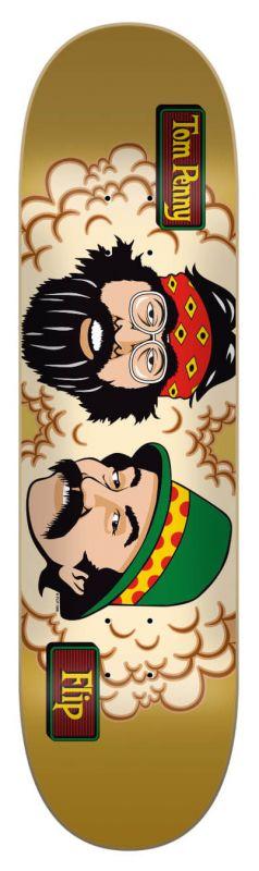 """FLIP Cheech and Chong 50th 8"""" - Skateboard Deck"""