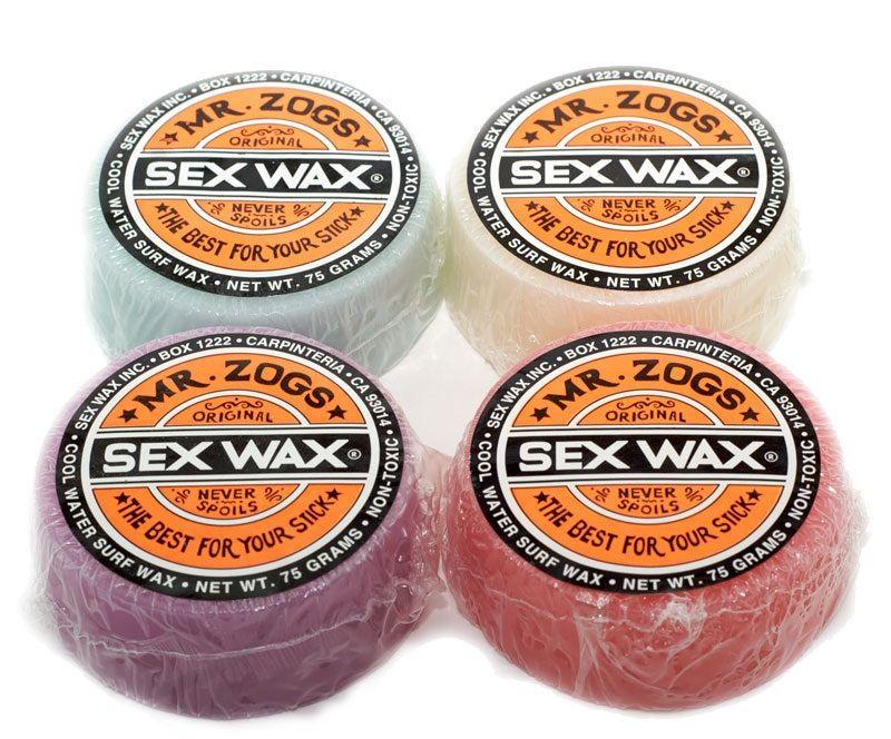 SEX WAX Original Orange COOL Water