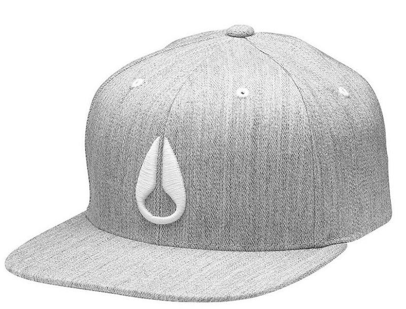NIXON Deep Down Flex Fit Athletic Fit Cap (2 Farben)
