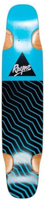 """RAYNE Nae Nae Blue 44"""" - Longboard Deck"""