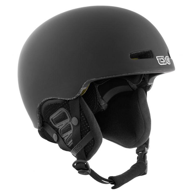 TSG Fly Satin Black S/M - Snowboardhelm