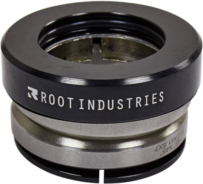 ROOT Integrated Stunt Scooter Headset Schwarz