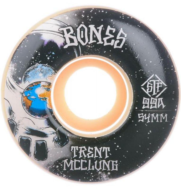 BONES WHEELS STF Trent McClung Unknown 99A V1 Standard - Skateboard Rollen