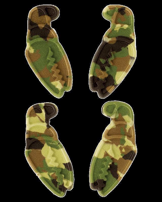 CRAB GRAB Mini Claws Camo - Anti-Rutsch-Pad / Stomp Pad