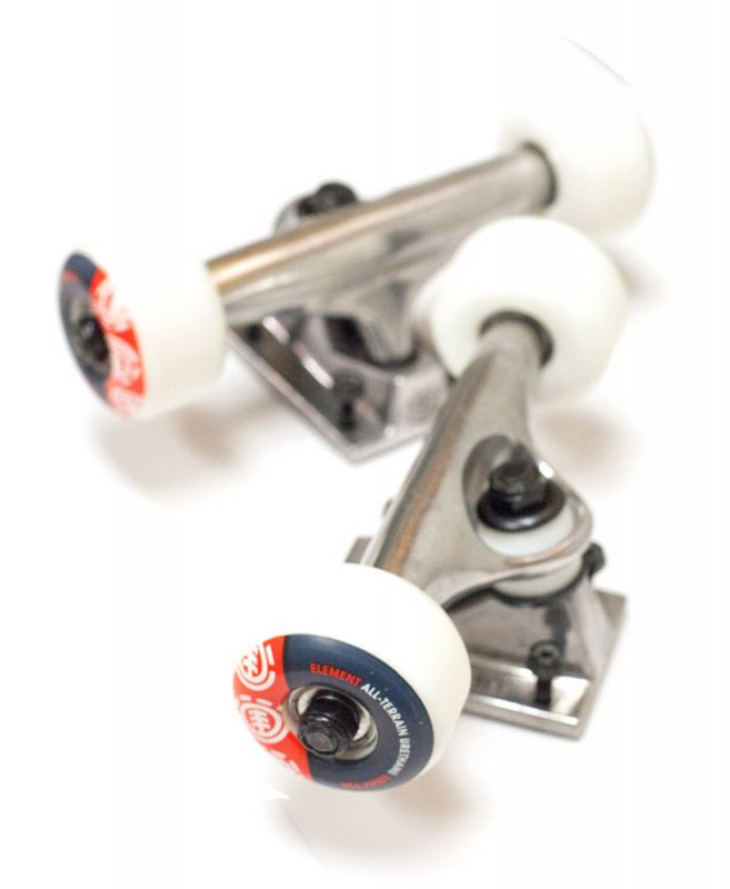 """ELEMENT Component Bundle 5.5"""" - Skateboard Setup"""