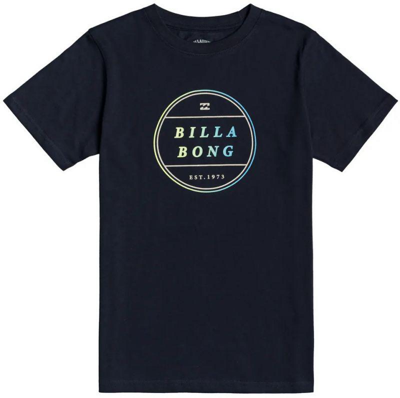 BILLABONG Breaker SS Navy - T-Shirt