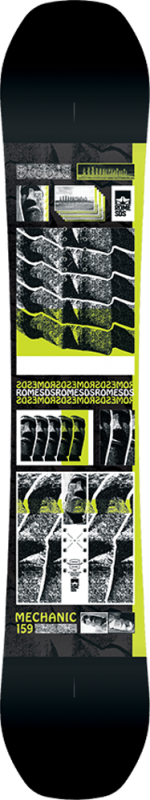 ROME Mechanic 159 Snowboard 2020