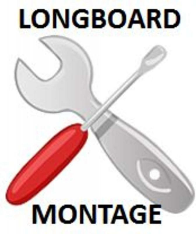 Longboard Gratis Montage