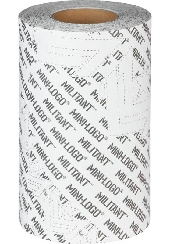 "MINI LOGO - Longboard Griptape 10.5"" x 120cm CLEAR"