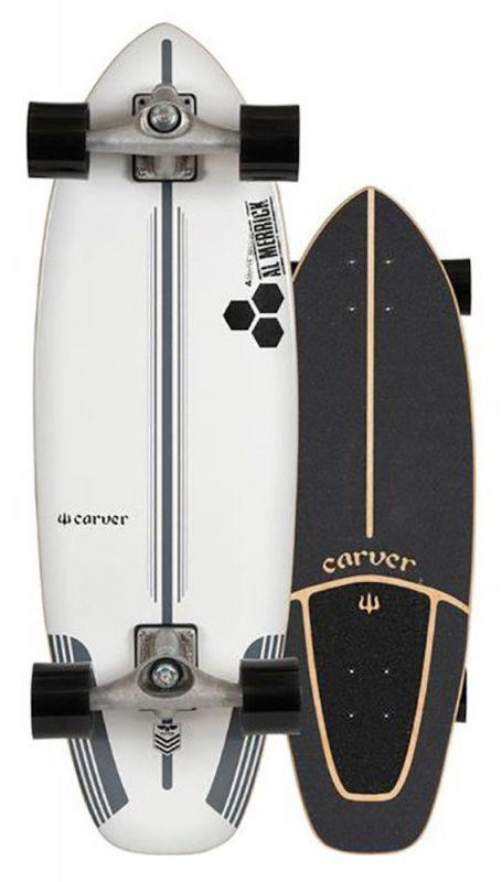 """CARVER CI Flyer CX4 30,75"""" - Surfskate Komplett"""