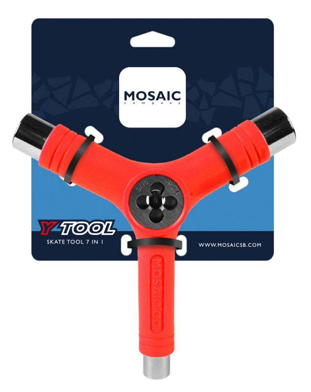 MOSAIC Y Tool Red - Skatetool