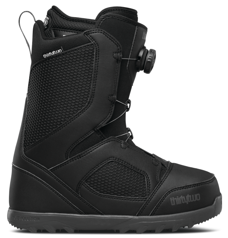 THIRTY TWO Shifty Boa 2018 Black Snowboard-Boots 45