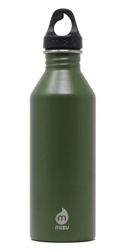 MIZU M8 Army Green - 780ml Trinkflasche