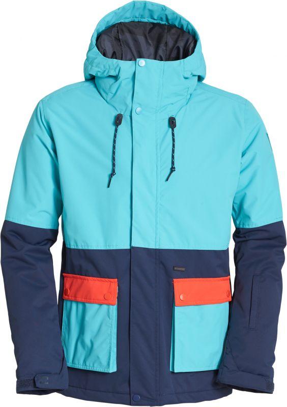BILLABONG Fifty 50 - Aqua - S - Snowboard Jacke