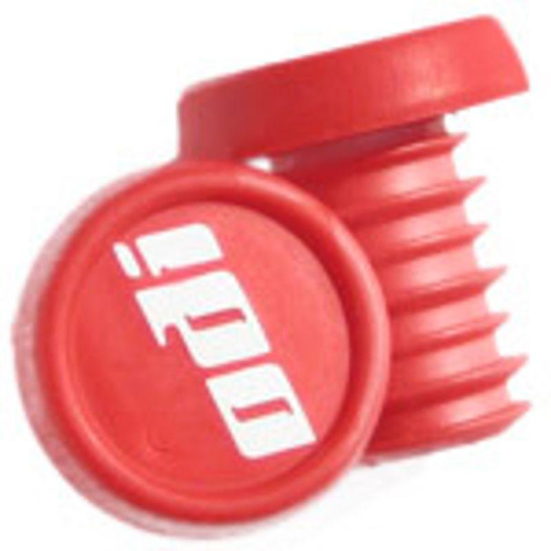 ODI Bar Ends Red - Bar Plugs für Stuntscooter und BMX