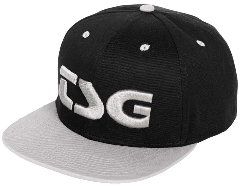 TSG Classic Logo Snapback Cap