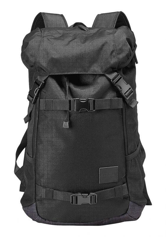 NIXON Landlock Backpack SE Black/Black Wash | Rucksack