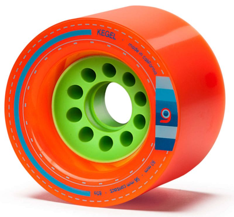 ORANGATANG Kegel - 80mm 80a Orange