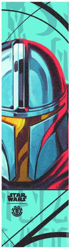 ELEMENT X Star Wars Mandalorian Mando Card Grip - Griptape