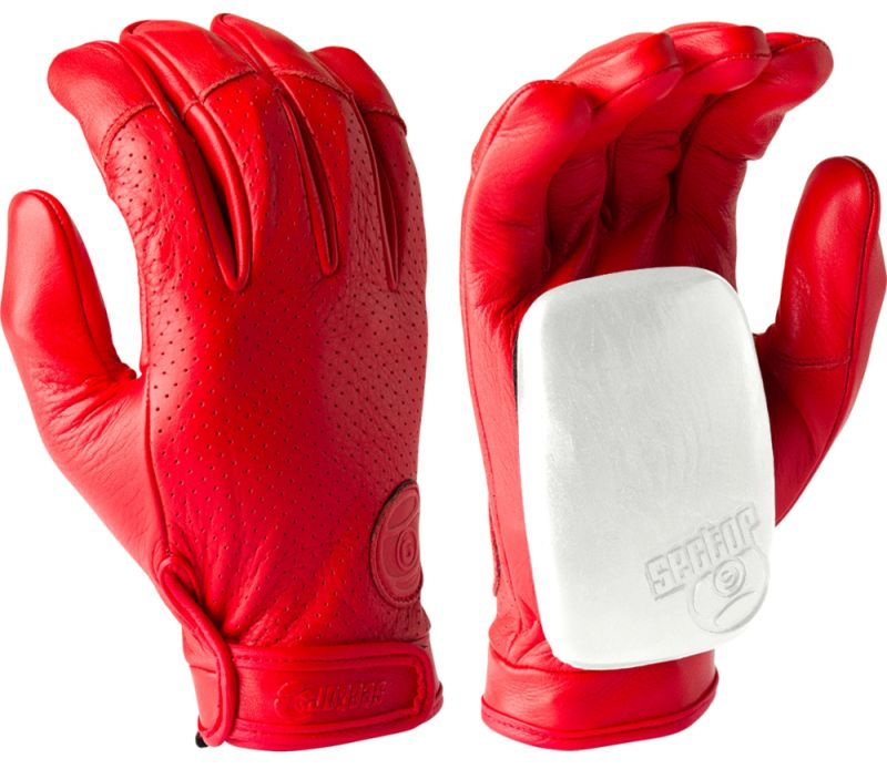 SECTOR 9 Driver Slide Glove - Red